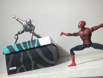 Super Villain landing by lamota43