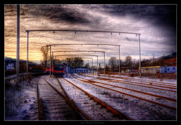 .. Railway ... by DanifiltH88