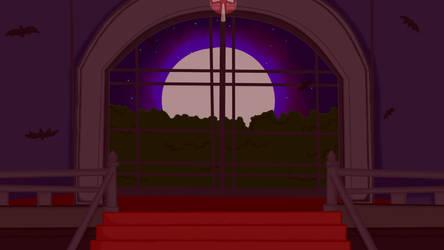 Velvet Chapel Stage  by Marinaplo