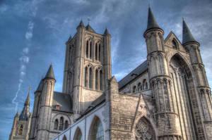 Sint Nicholas' by chasnam