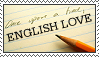 Stamp: English1 by zoro4me3
