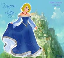 :+: Disney Princess Lacy :+: by zoro4me3