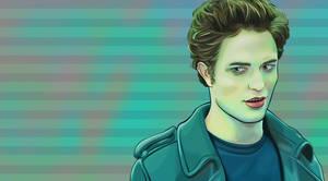 Edward Cullen by monkeymintaka