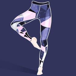 Leggings 05 by monkeymintaka