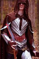 Elven Ranger by PoetsDownfall