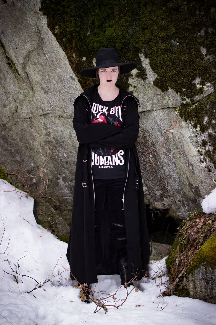 Casual Goth 8 by WiksPhotography