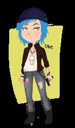 Guns 'n Chloe by kruemeltee92