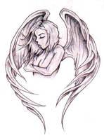 Angel by FlaShGuy82
