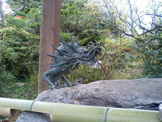 The Dragon by Miari-Juvas