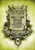 BurgRock Predesign by Destin8x