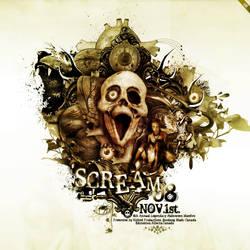 SCREAM 08 - Predesign by Destin8x