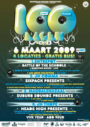 100 DAGEN 2009 by Destin8x