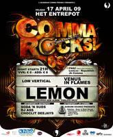 Comma Rocks 09 by Destin8x