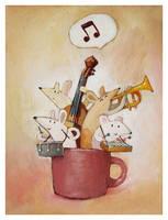 Mousey Band by Duffzilla