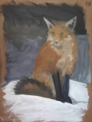 Fox by lidianne
