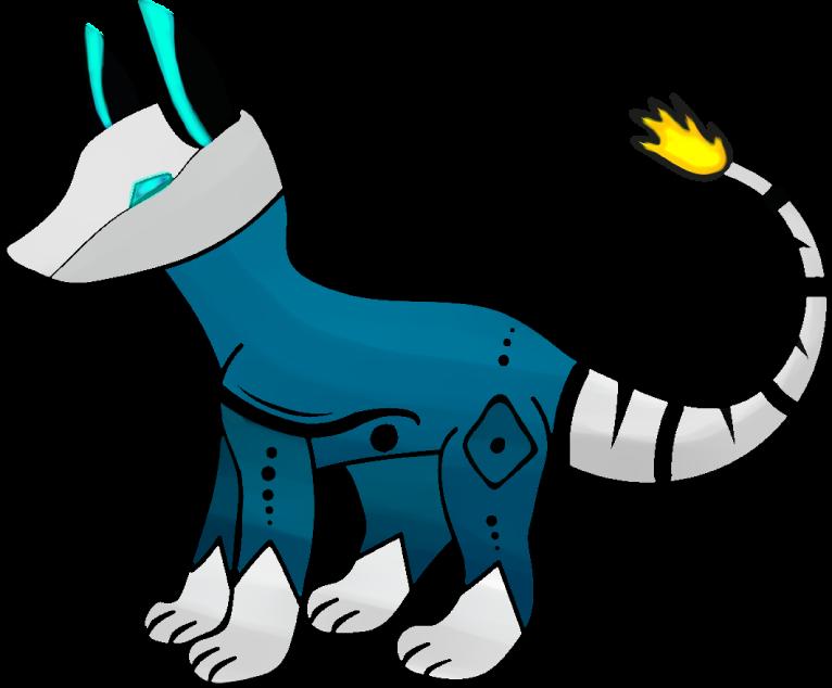 Lyca - Fantasy Creature by Nirexy