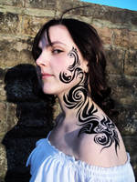 Body Painting by kangel