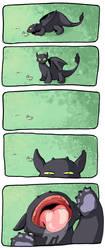 The Deadly NightFury by kangel