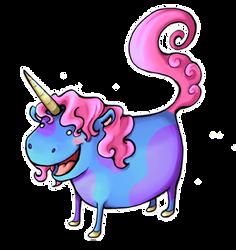 Unicorn Pet - aimee5 by kangel