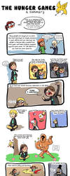 The Hunger Games - A Summary by kangel