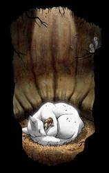 Winter sleep by MobidicMobidic