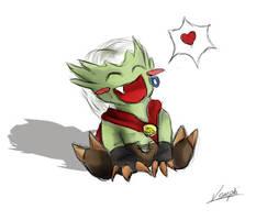 Happy Kain by Vamphira