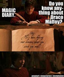 Magic Diary by AnnikaClarisse