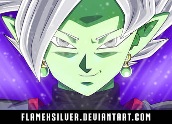 Merged Zamasu! by FlameXSilver