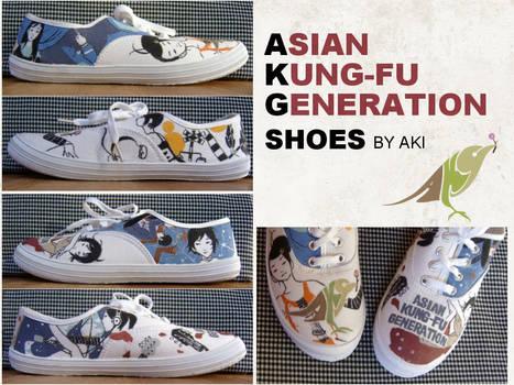 AKG Shoes by Akino-K