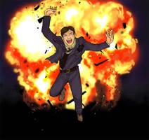 Agent 300: Kaboom by Grason-Braintree