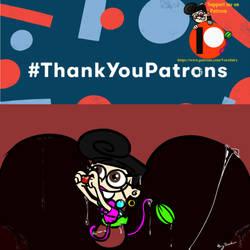 ThankYouPatrons by BigClaudia
