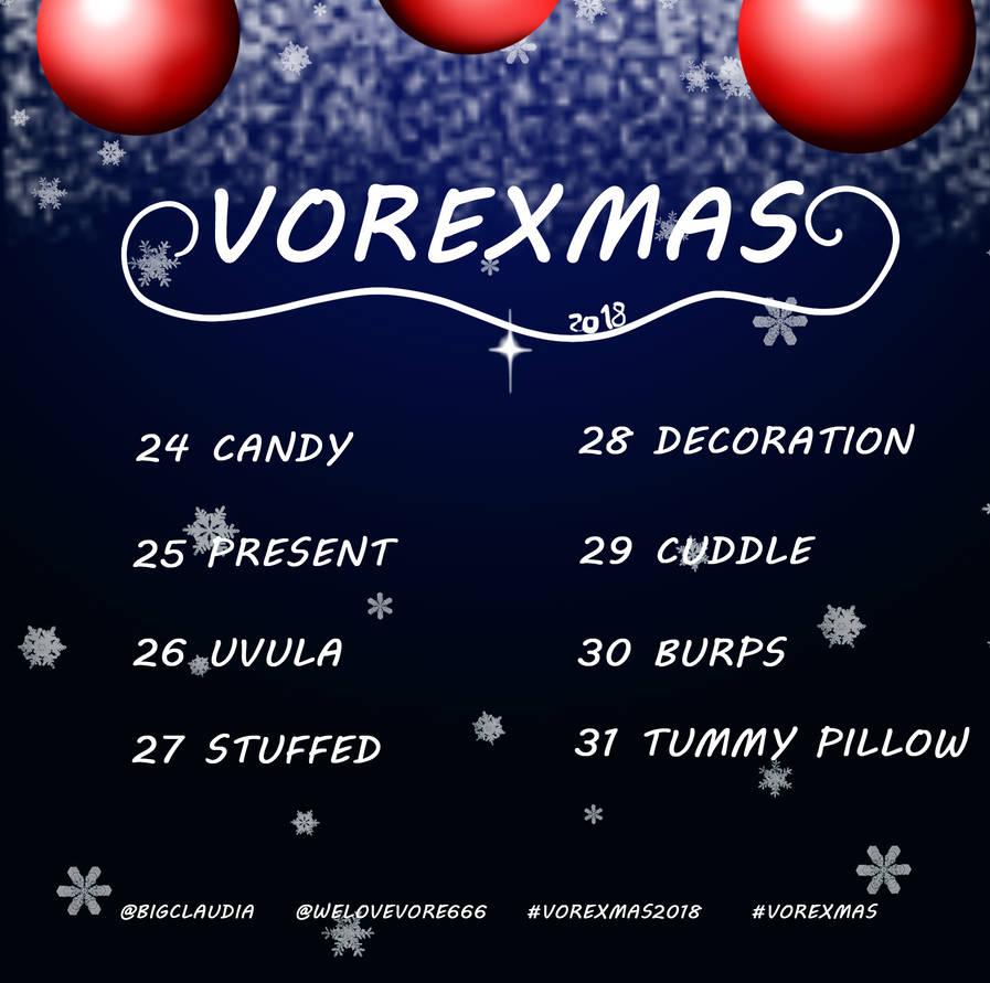 Vorexmas 2018 {December event} by BigClaudia
