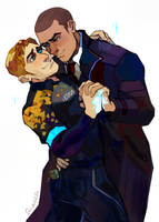 Markus and Simon by quintilli0n