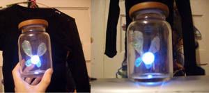 Fairy in a Jar by EmilyScissorhands