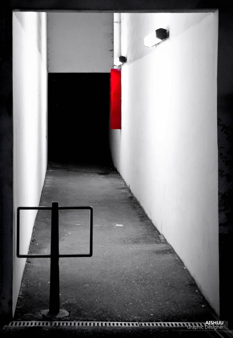 The Block - Red by Ai-Shuu