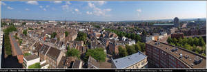 Wyck Panorama - Maastricht by ThomasHabets