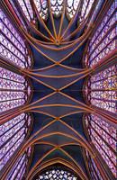 Sainte Chapelle - Paris I by ThomasHabets
