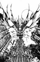 Batman Legend Of the Dark Knight by Raapack