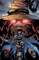 Batman Legends of the Dark Knight #25 by Raapack
