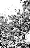 KING KULL VAriant Cover by Raapack