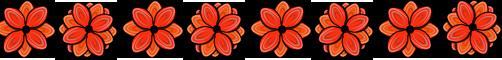 Flower Banner by SnowyAshCat