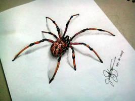 spider by HalimawNgaEh