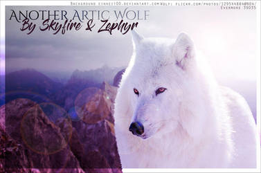 Artic-Wolf by Ever-more-Ever-yours