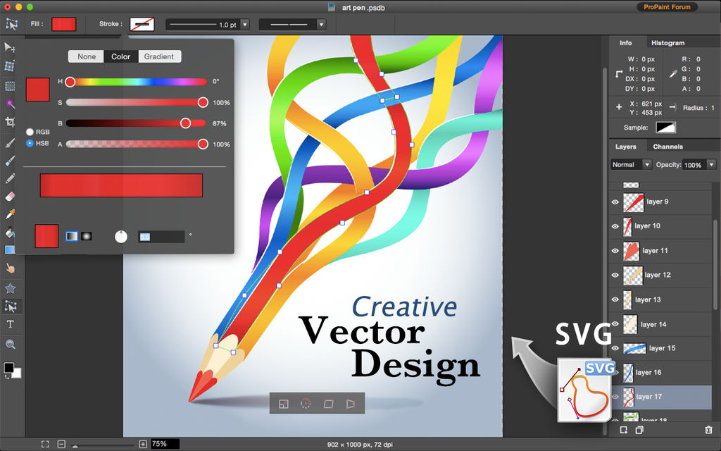 is there a mac program like paint