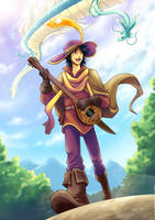 SS - His Journey Begins by Zue
