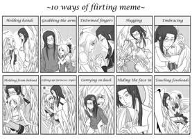 MS : 10 Ways meme by Zue