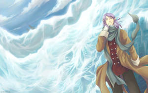 Sym Adagio : Searching the Winterland by Zue