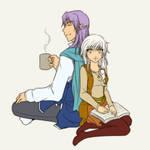 Sym : Some quiet time by Zue