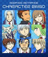 MM: Character Bingo [C] by Zue