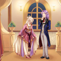 Sym: 2nd Meeting at the Royal Ball by Zue
